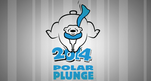 Polar Plunge Stripes