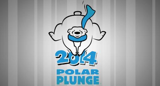 Polar Plunge Stripes