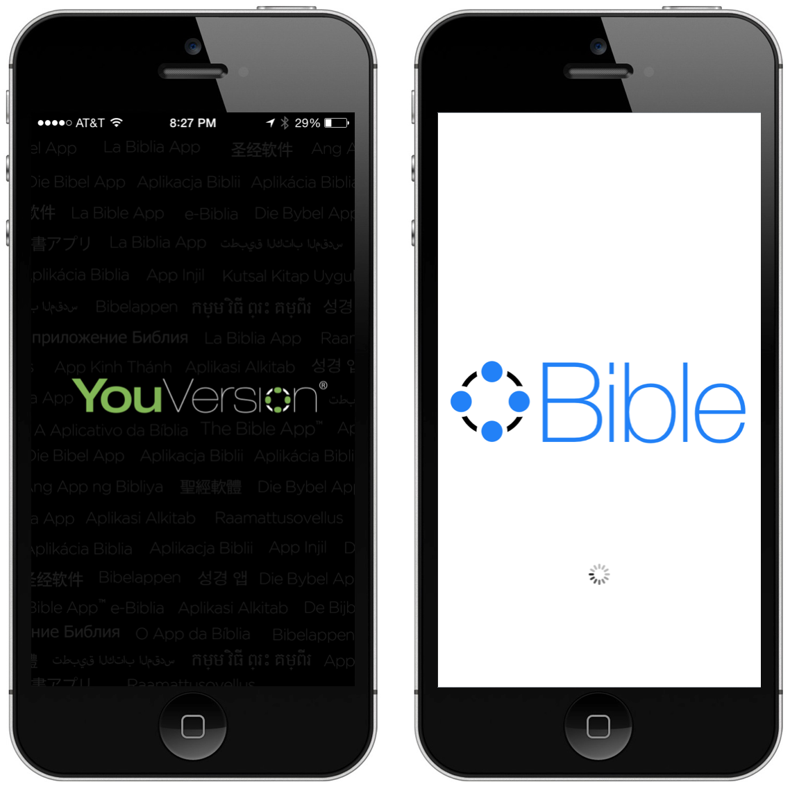 YouVersion Splash Screen