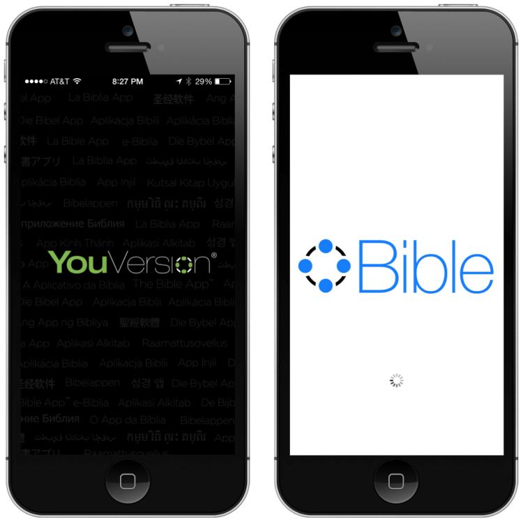 YouVersion Splash Screen
