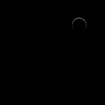 Instagram Logo - Black